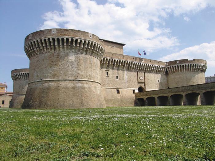 Il Castello di Senigallia