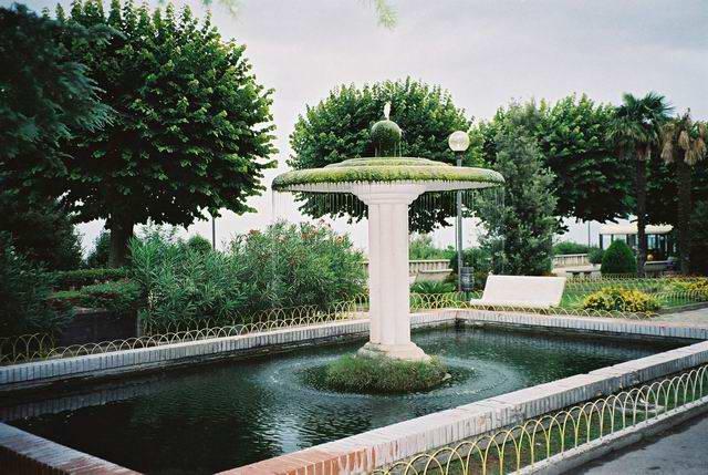 Giardini Castelfidardo