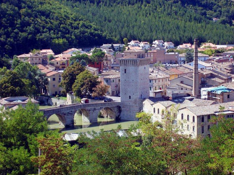 Panorama di Fermignano