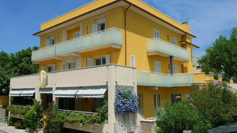 Vienna hotel Senigallia