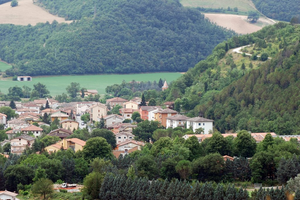 Panorama-Acqualagna