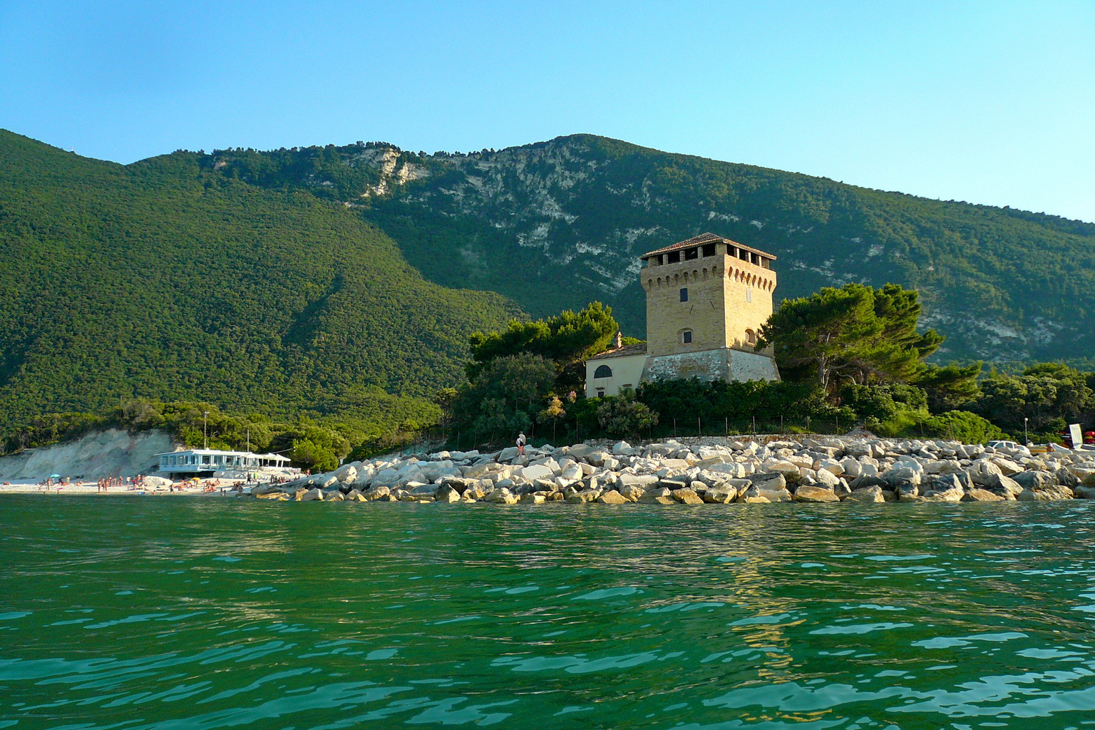 Torre_di_guardia_portonovo