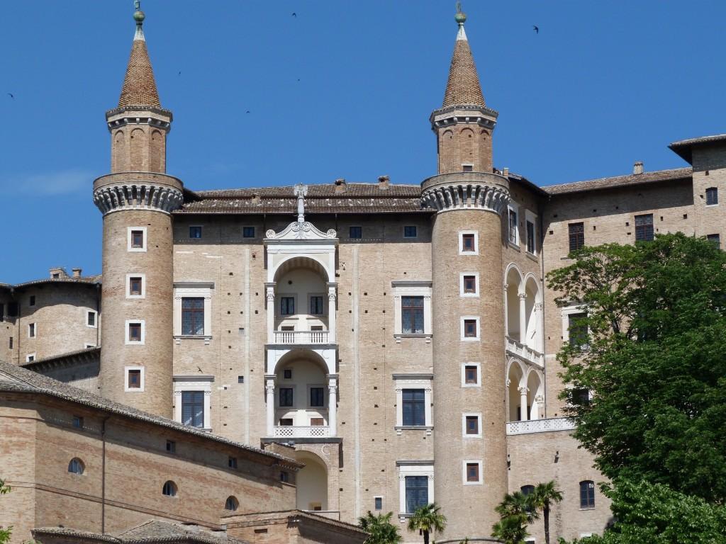 Sehenswürdigkeiten Urbino