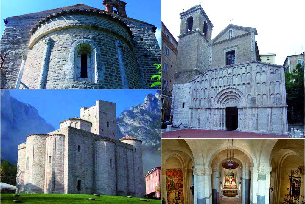 I Templari nelle Marche: le 4 chiese del mistero