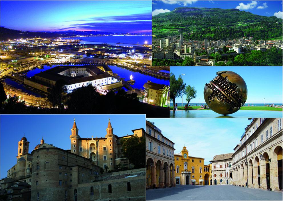 Le 5 città d'arte delle Marche assolutamente da vedere