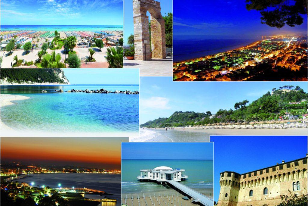 Scegli tra le migliori località balneari delle Marche
