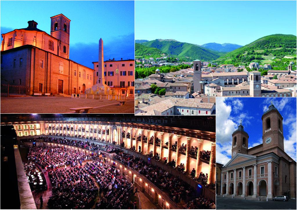 4 posti speciali per un itinerario nell'interno delle Marche