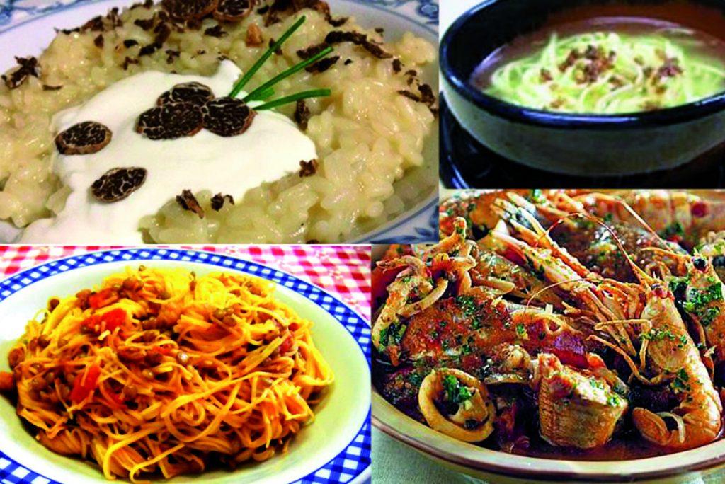 4 piatti tipici delle Marche
