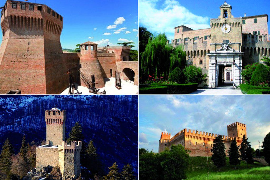 I 4 castelli delle Marche assolutamente da visitare