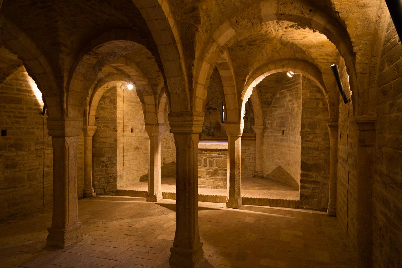 Abbazia Sant'Urbano luoghi di culto 4