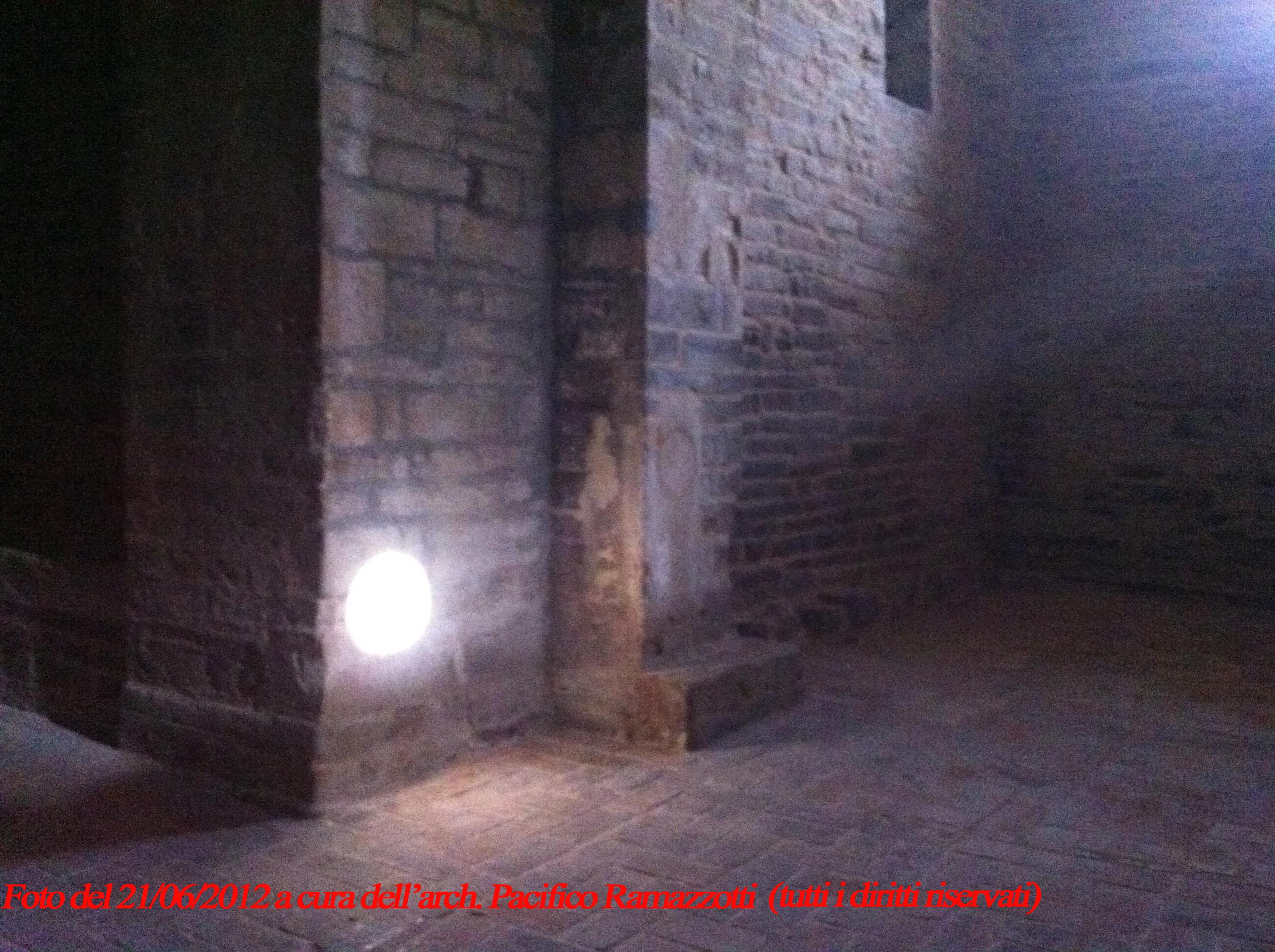Abbazia Sant'Urbano occhio luminoso 2
