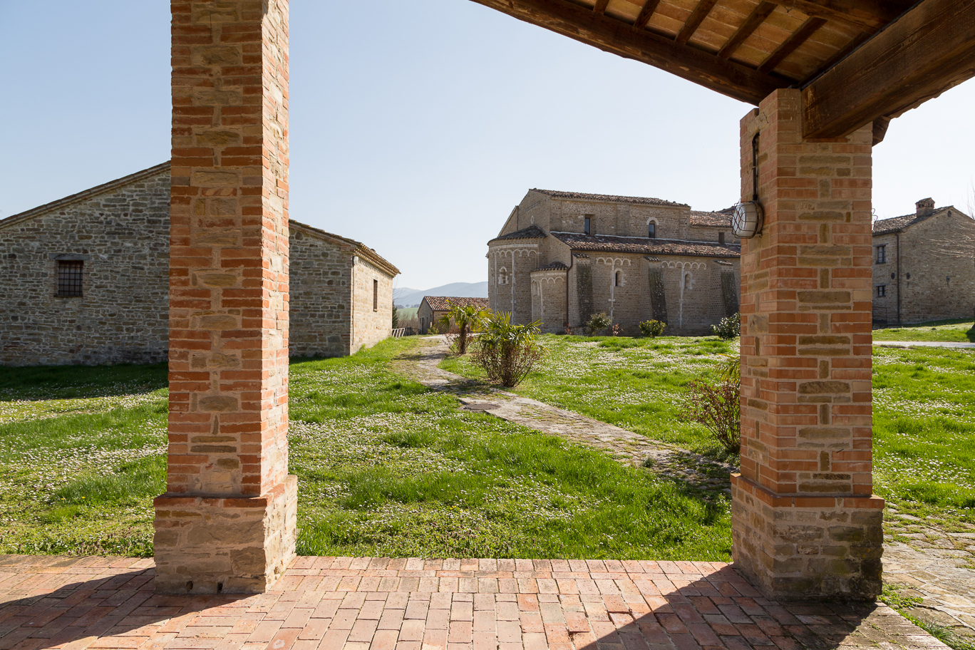 Abbazia Sant'Urbano luoghi di culto 2