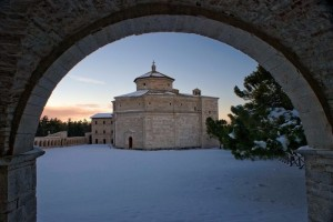 Santuario di Macereto a Visso, Marche