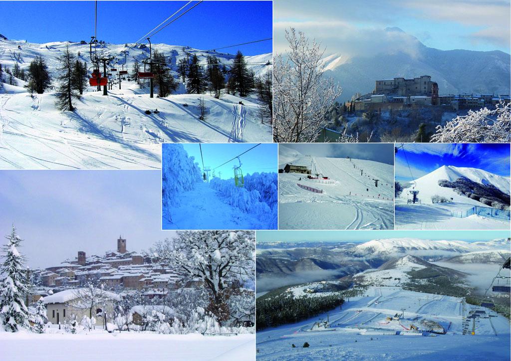 vacanze sulla neve Marche