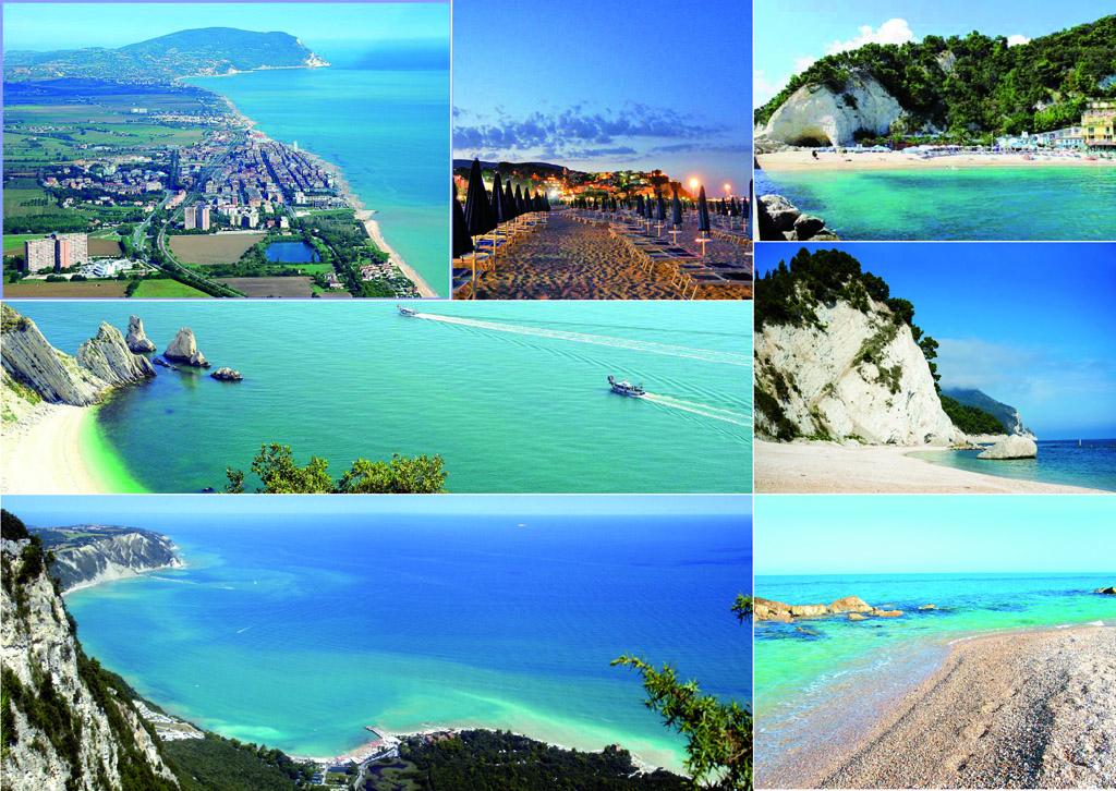CONERO RIVIERA ALL THE BEACHES TO DISCOVER