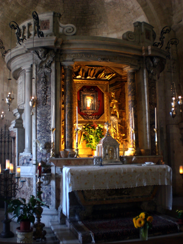 Ancona_Duomo_edicola_luigi_vanvitelli