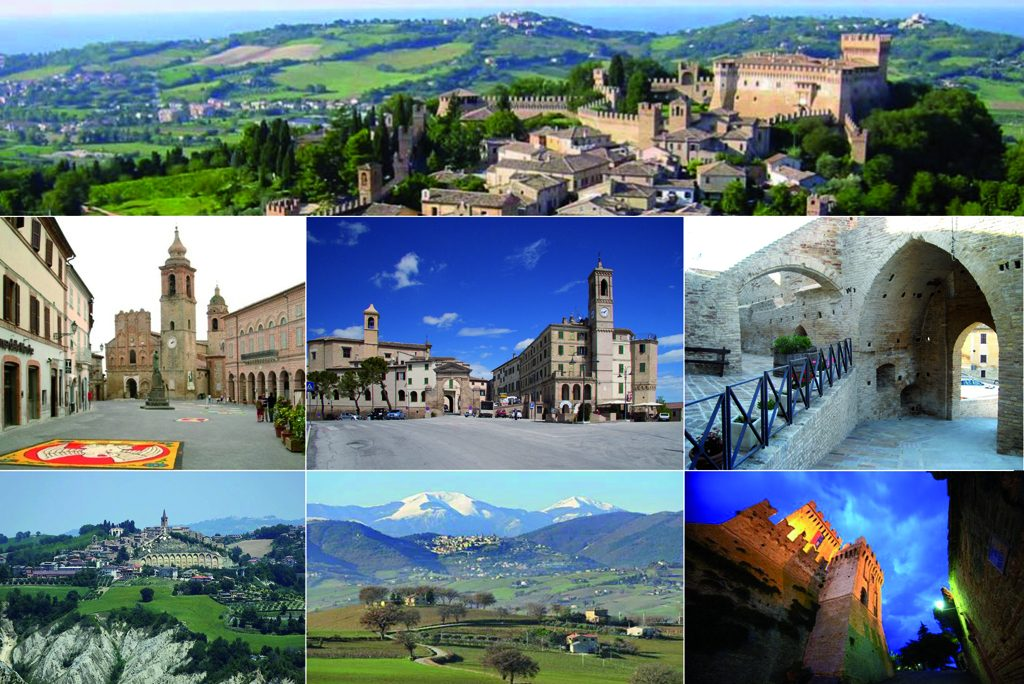 The most beautiful villages in the inland for your holidays in Marche
