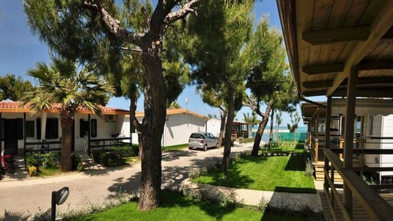 CALYPSO Villaggio Camping