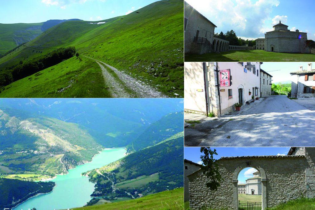 Macerata Gebiet –  Dörfer die es zu besuchen loht – Reisen in die Sibillini