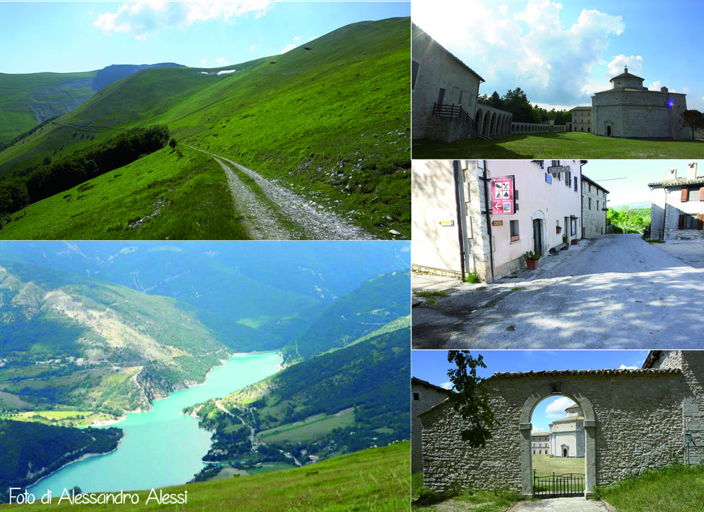 """Maceratese"", villages to visit, trip in Sibillini"