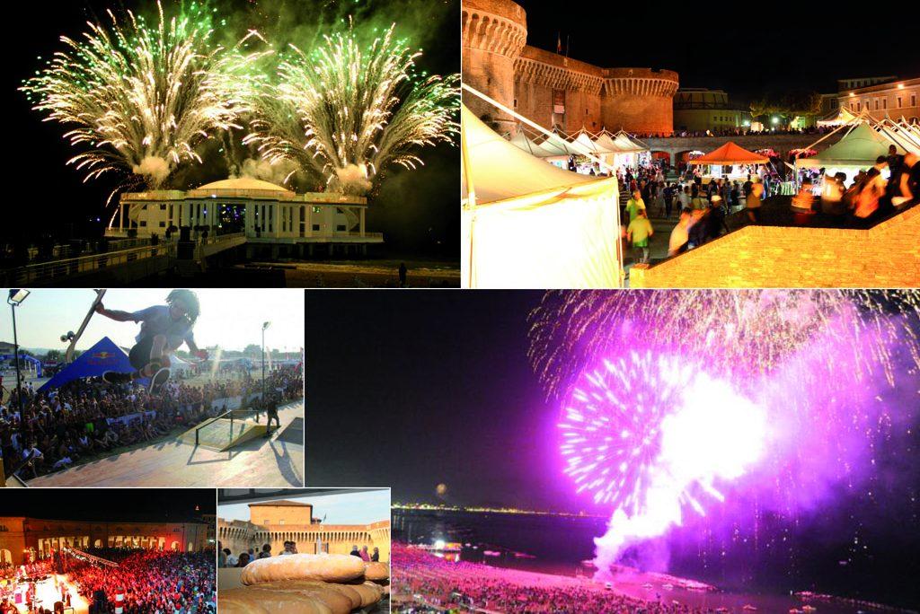 Senigallia Estate 2016 gli Eventi Principali #EventiaSenigallia 2016