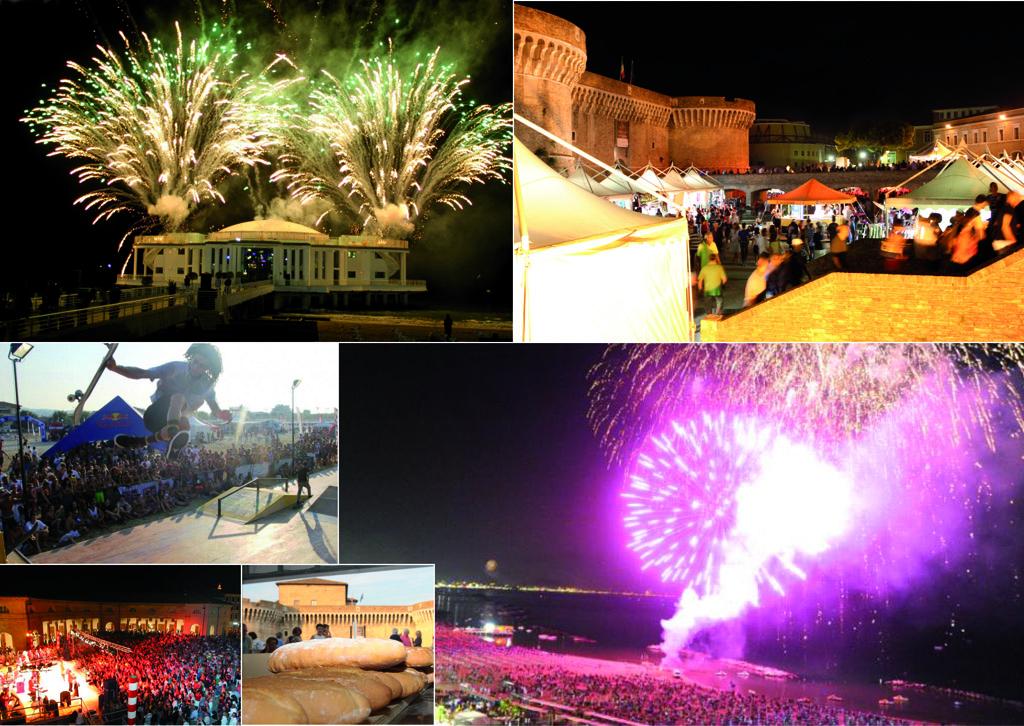 Senigallia eventi Estate 2017: gli eventi principali dell'Estate a Senigallia
