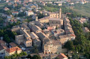 Belvedere Ostrense un piccolo borgo medievale