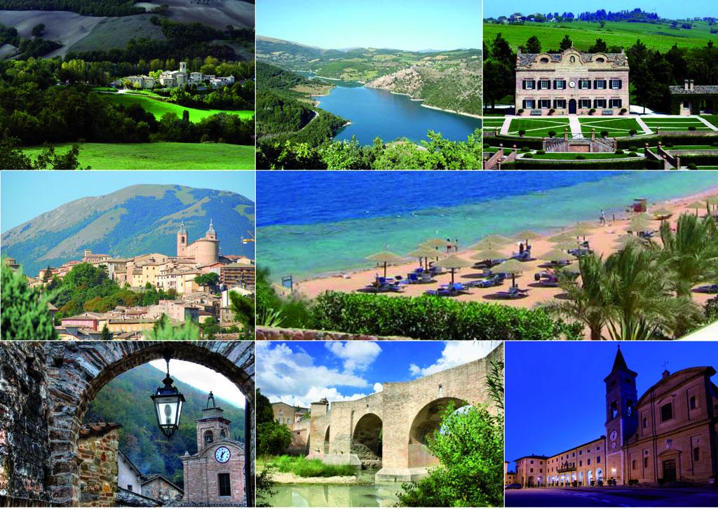 Cosa visitare nella Valle del Chienti, itinerario alla scoperta dei borghi