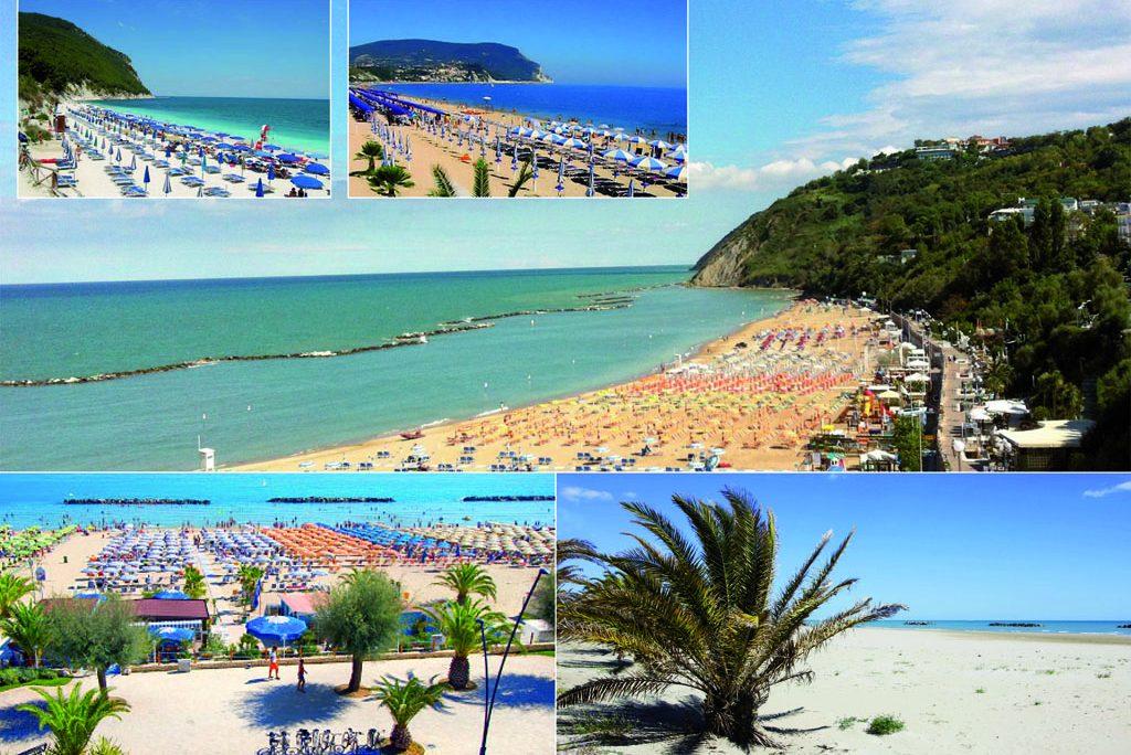 Marche le 5 spiagge con il mare più pulito