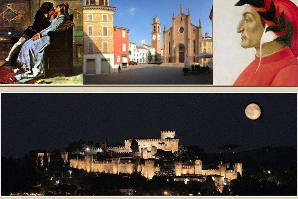 Le Marche e Dante Alighieri