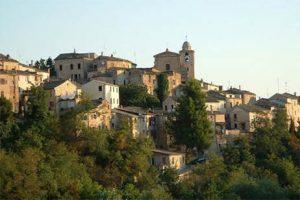 Ortezzano - Panorama