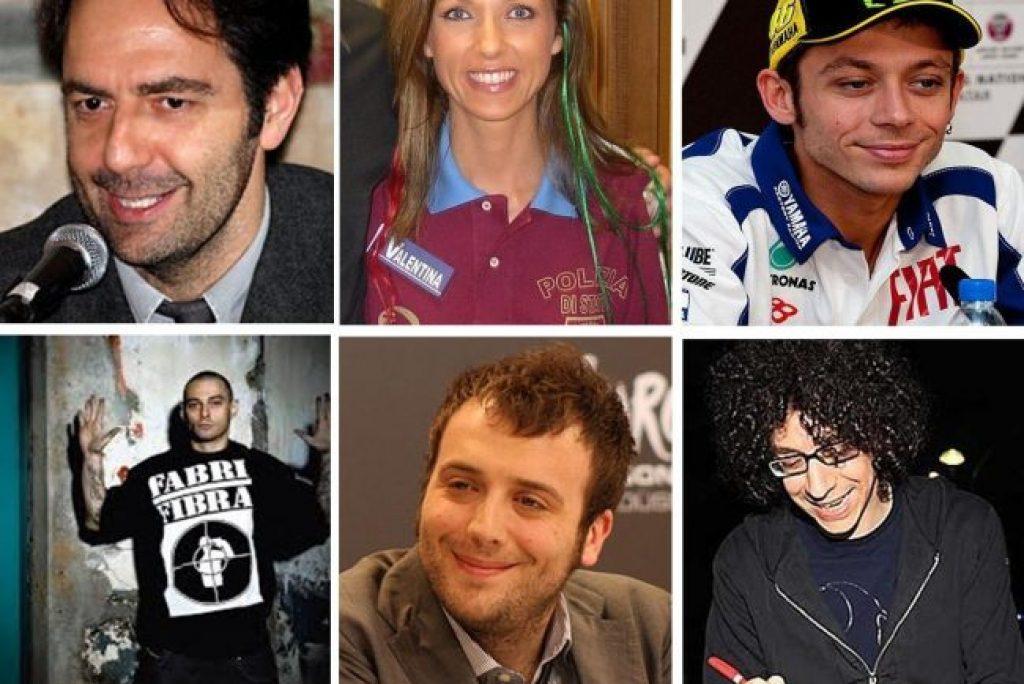 Marchigiani del mondo: attori, musicisti, e sportivi famosi