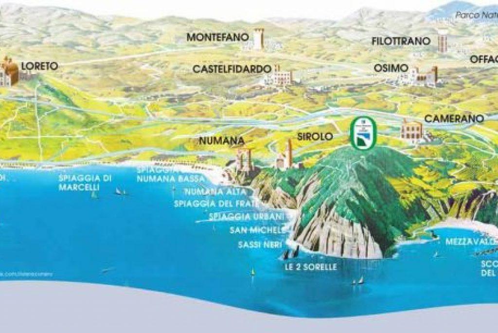 La Riviera del Conero e i Colli dell'Infinito.