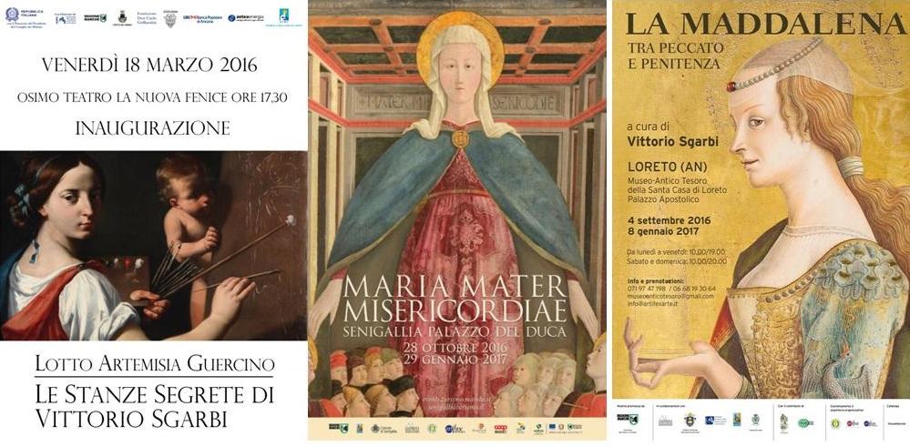 Tre mostre da non perdere in provincia di Ancona