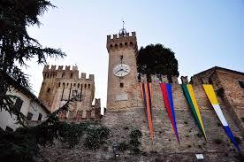 offagna borgo medioevale