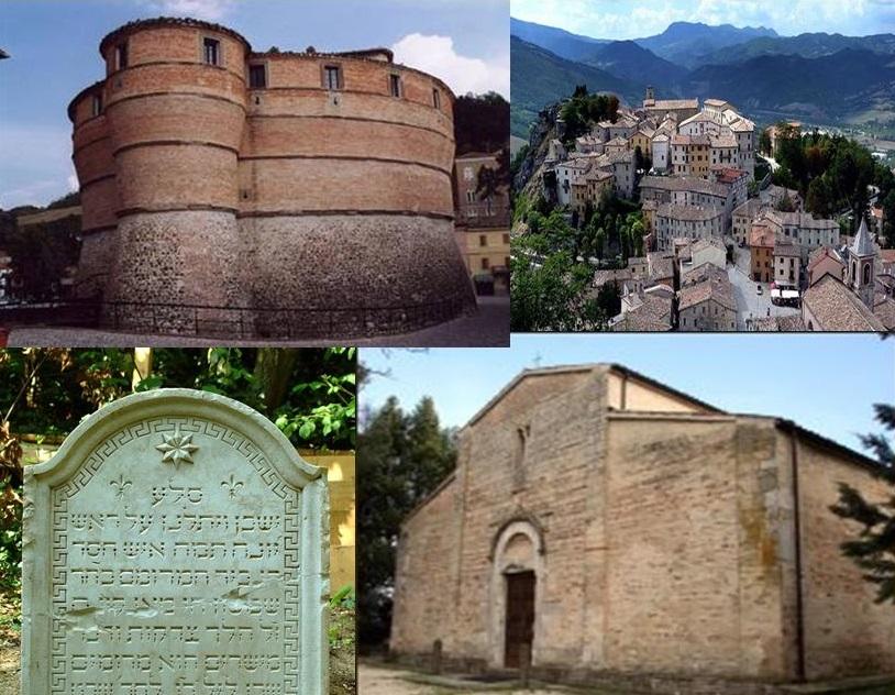 Il viaggio dello spirito: itinerario nel Parco del San Bartolo da Pesaro a Pennabilli