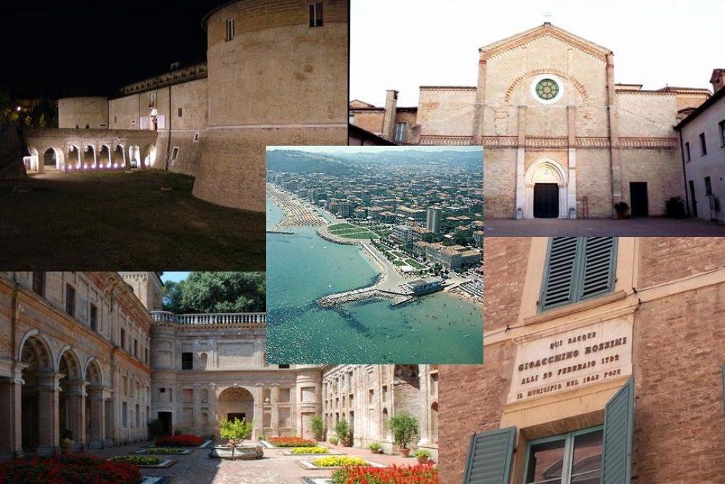 Una giornata per visitare Pesaro