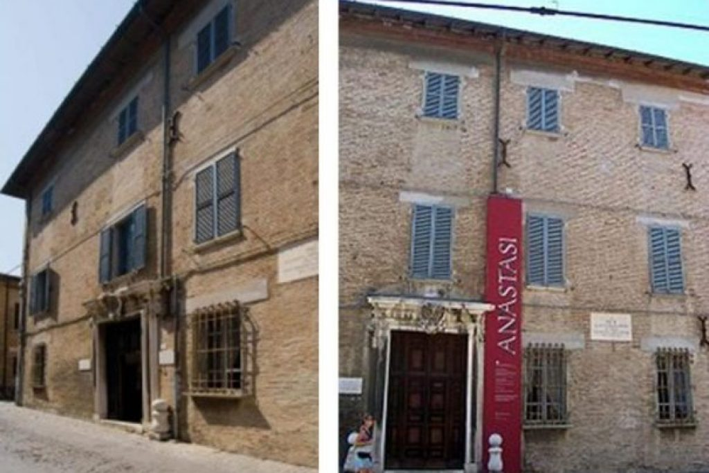 Museum Pope Pius IX in Senigallia