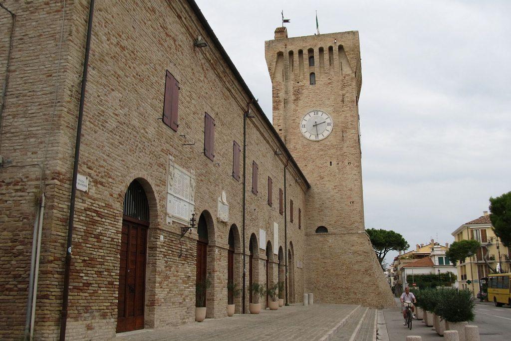 Il Castello Svevo di Porto Recanati