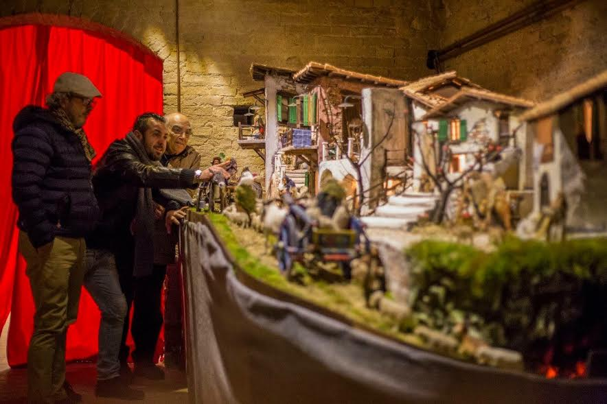 Artistic Nativities Exposition in Monte San Giusto
