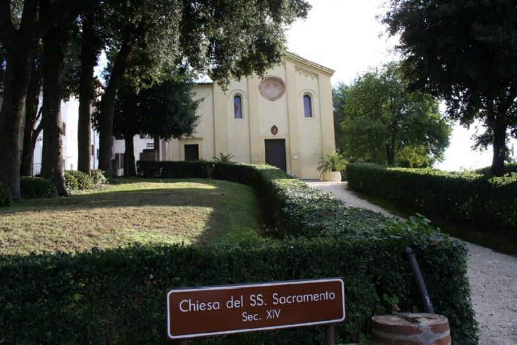 Chiesa del SS Sacramento a Polverigi