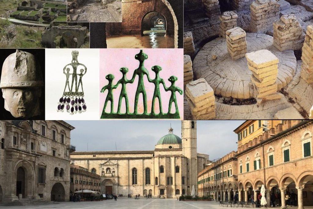 I Piceni nelle Marche: siti archeologici nella zona del Piceno