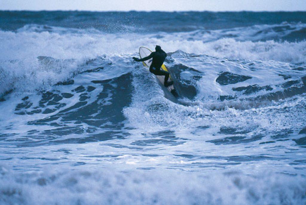 Dove fare Surf sulla Riviera del Conero