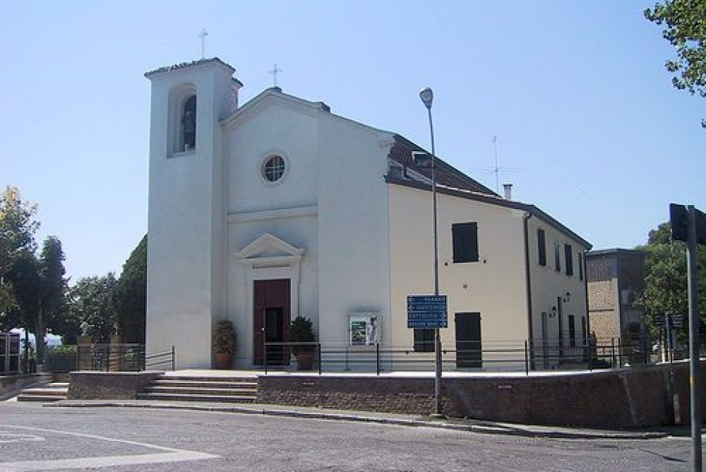 Chiesa di Sant'Ermete a Gabicce Monte