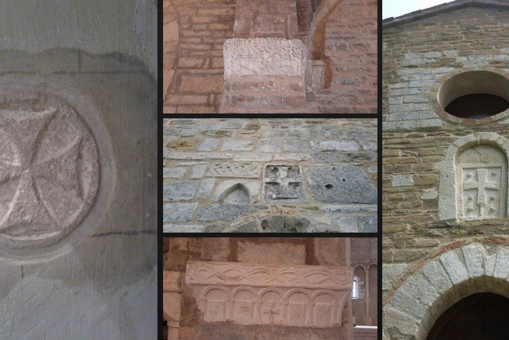Simbologia Templare nelle Marche