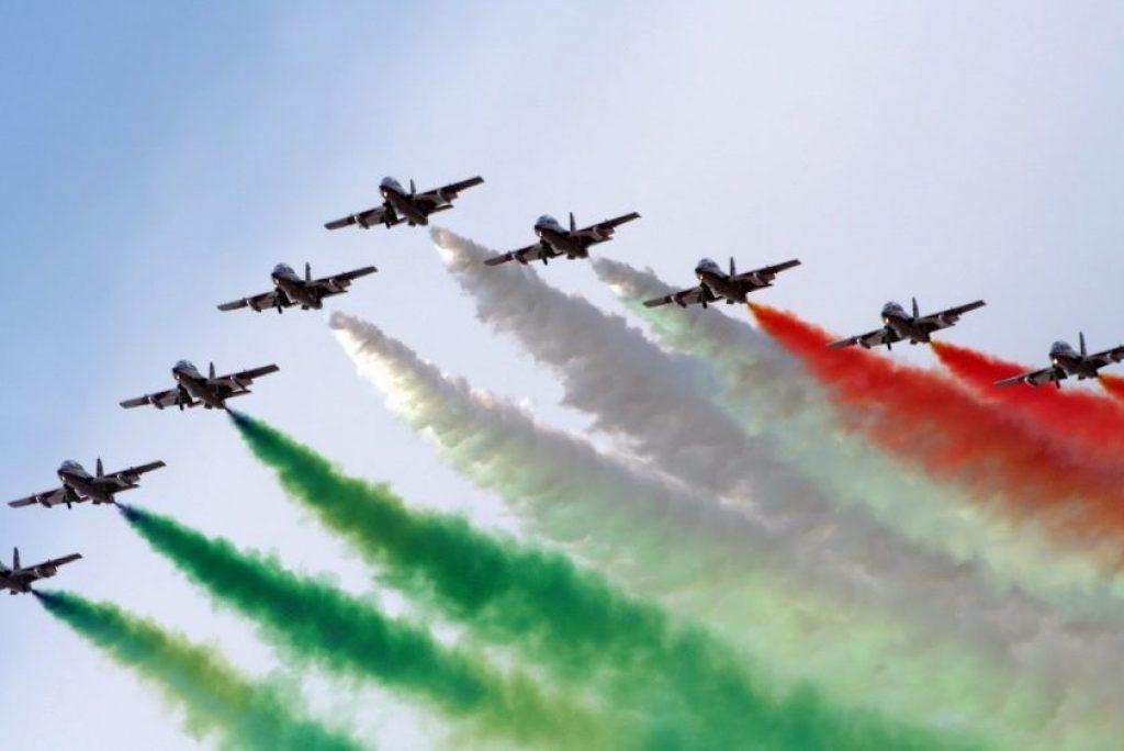 AIR SHOW 2017 – Le Frecce Tricolori a Civitanova Marche