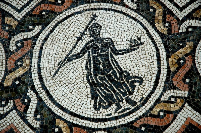 La Domus del Mito di Sant'Angelo in Vado
