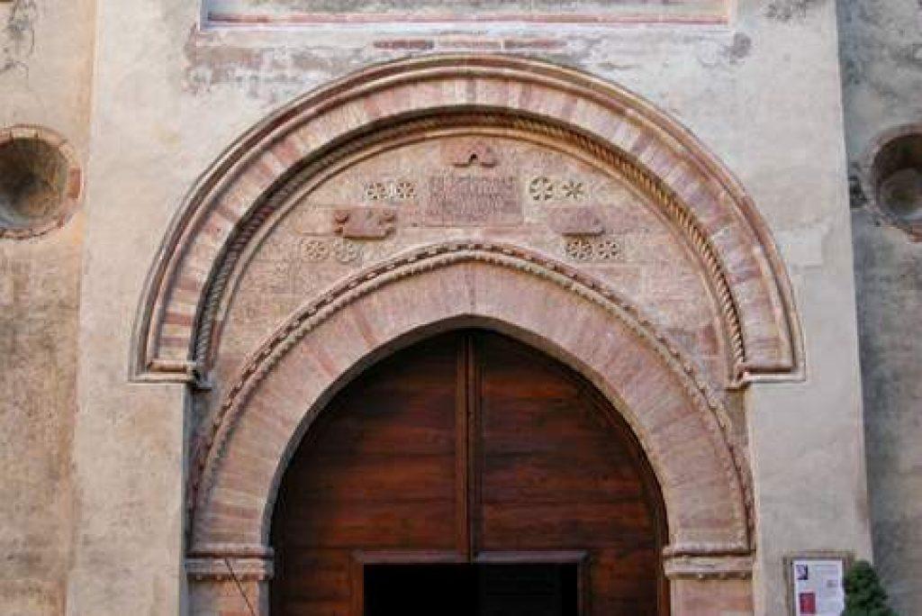 Das Heiligtum des Heiligen Kreuziges an Ostra