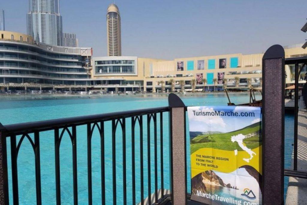 Portiamo le Marche nel mondo e approdiamo a DUBAI