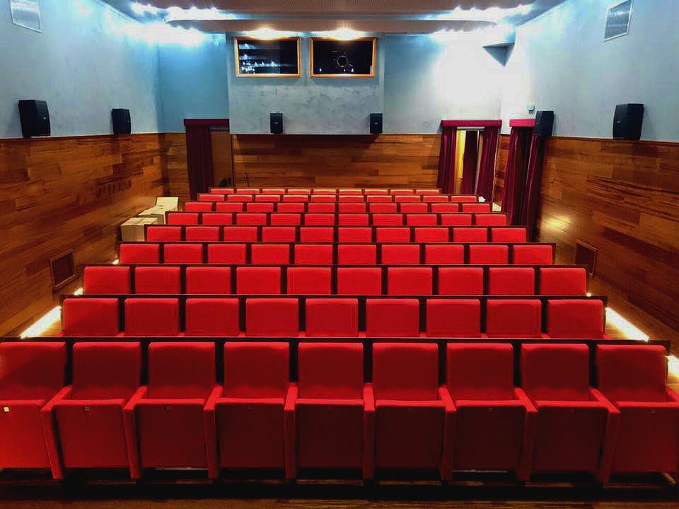 Il Cinemanzoni di Montegiorgio, molto più di un cinema